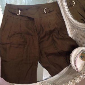 Gucci line shorts 38